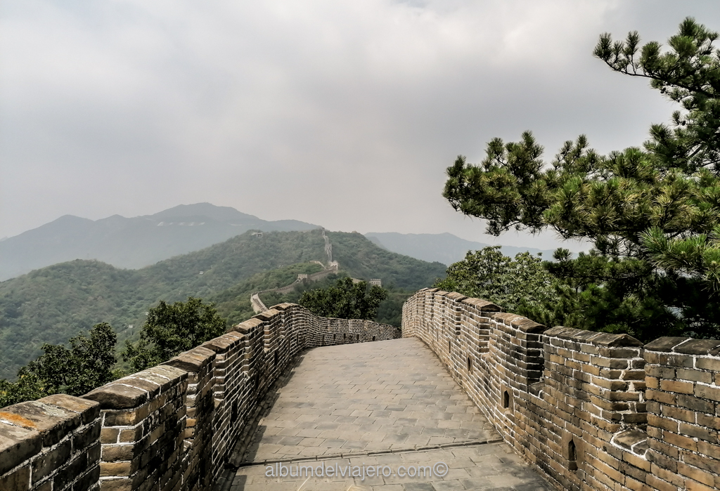Muralla China Mutianyu
