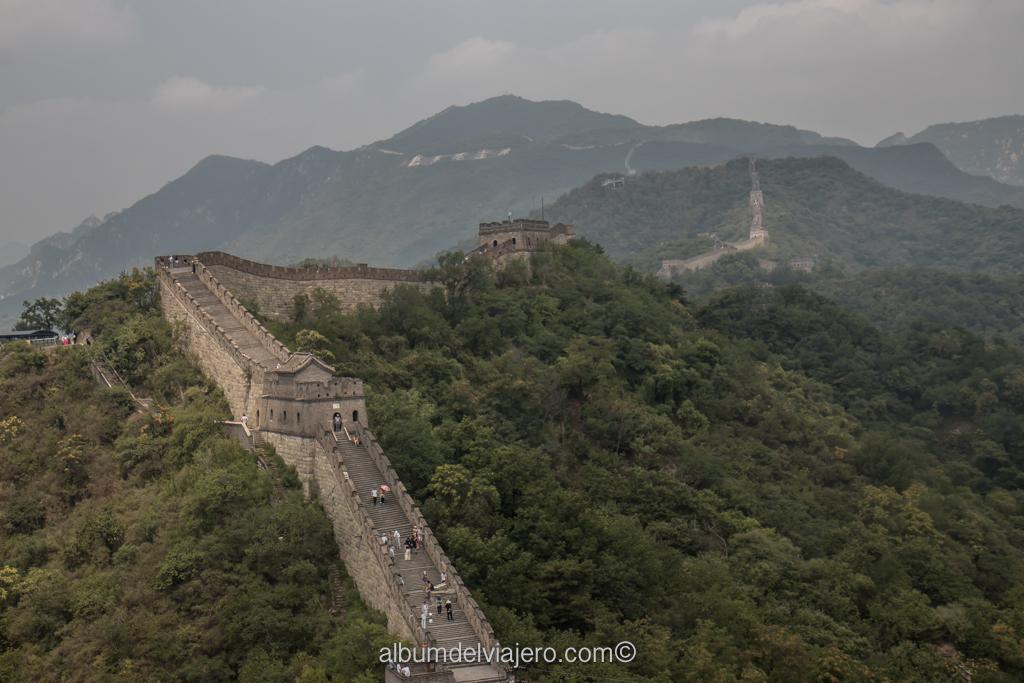 Muralla China: Mutianyu. Cómo llegar en transporte público