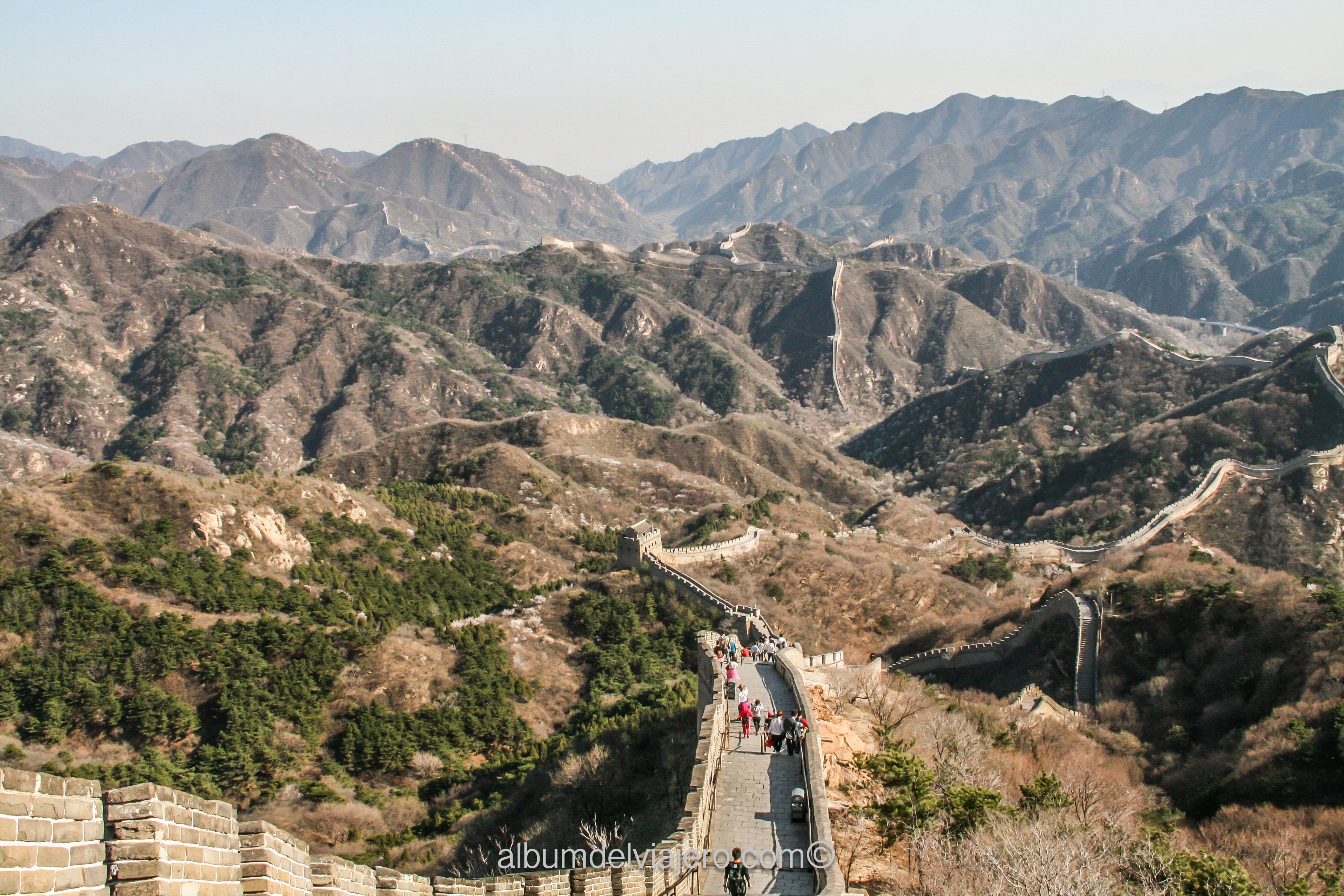 Muralla china Badaling